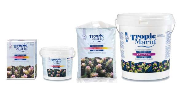 Pro Reef - Sea Salt pour aquariums marins tropicaux