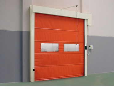 High speed roll-up doors mod. av